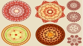 Wonderful mandalas