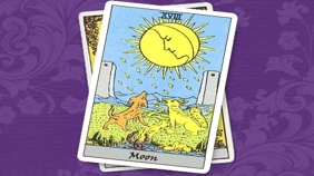 Tarot School – The Moon – XVIII.