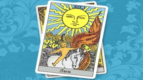 Tarot School – The Sun – XIX.